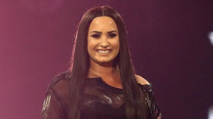 Demi Lovato voices support for The Trevor Project with empowering message - Geo News