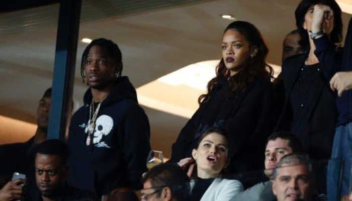Travis Scott kept relationship with Rihanna a secret as she was embarrassed of him - Geo News
