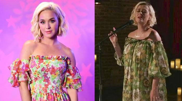 Katy Perry teases her upcoming 'Living Room Concert' online