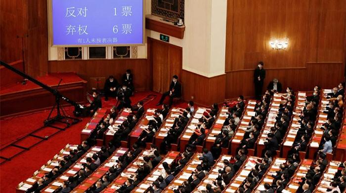 China approves national security law for Hong Kong