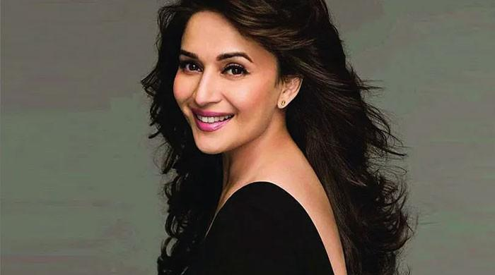 Madhuri Dixit admits her kids talk to her about scripts while critiquing her work