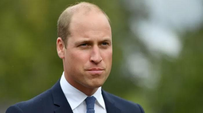 Prince William details struggle with anxiety, saying his weak eyesight defeated his fear