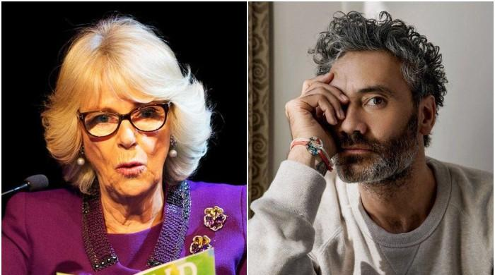 Camilla Parker-Bowles joins Taika Waititi for Roald Dahl charity reading