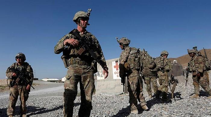 US pulls troops from Afghanistan ahead of schedule