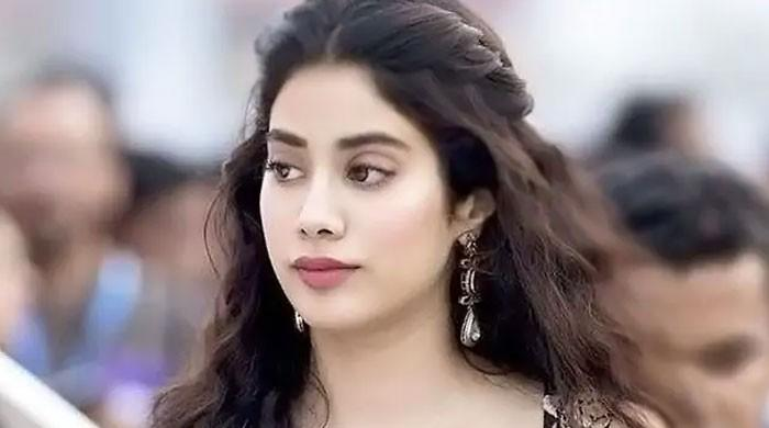 Janhvi Kapoor dubs herself as an 'immature' person