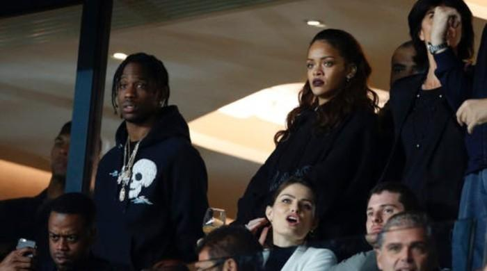 Travis Scott kept relationship with Rihanna a secret as she was 'embarrassed' of him
