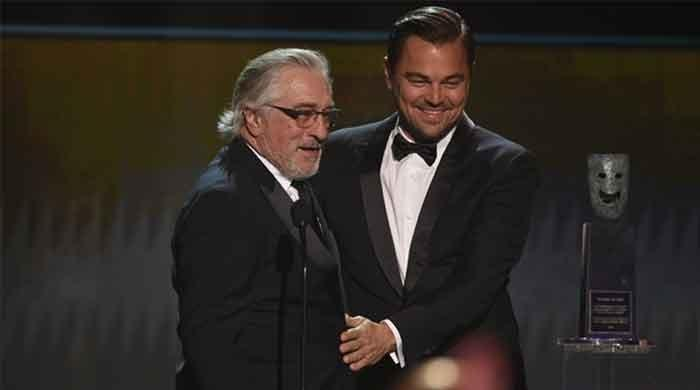 Leonardo DiCaprio, Robert De Niro to star in Martin Scorsese's next film