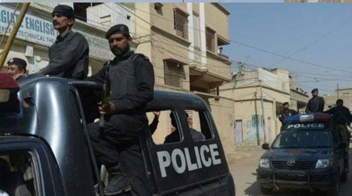 Karachi police arrest alleged Daesh terrorist