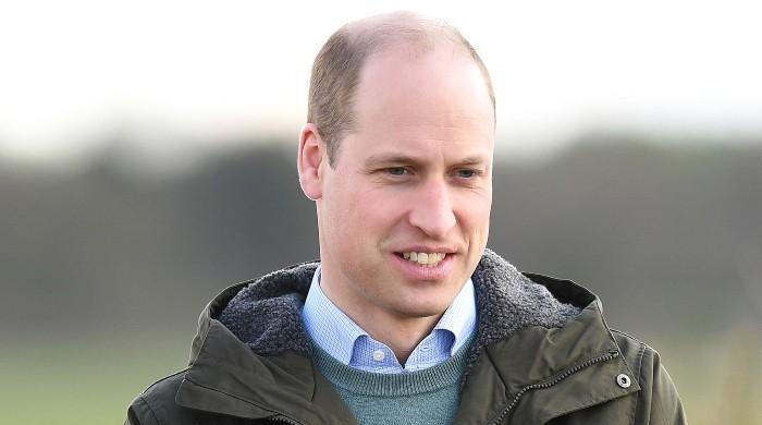 Prince William warns against use of word 'heroes' for frontline workers