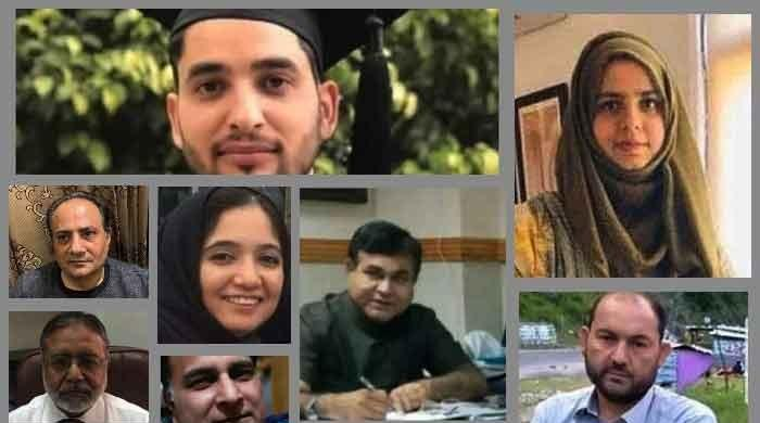 Pakistan's heroes: Healthcare workers who have laid down their lives in the fight against COVID-19