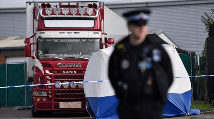 French authorities charge over a dozen suspects in UK migrant truck tragedy