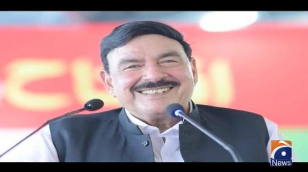 Sheikh Rashid once again asked about his marriage