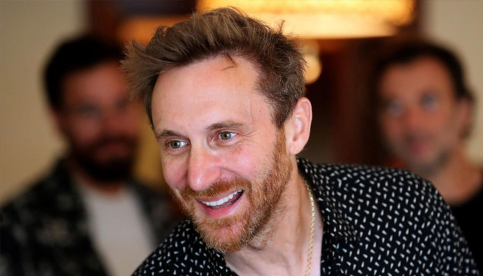 David Guetta prepares for second 'United At Home' relief concert