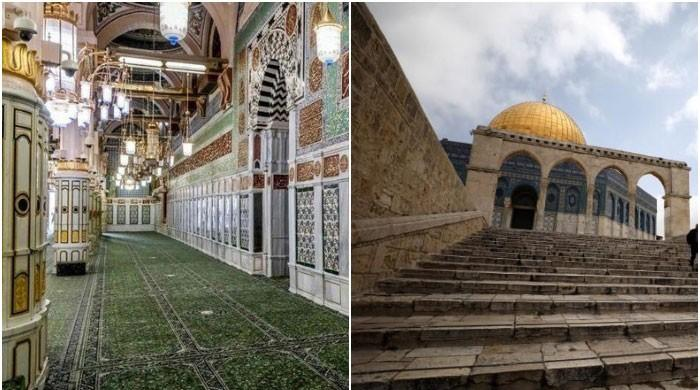 Masjid-e-Nabawi, Jerusalem's Al-Aqsa mosque reopen to public after COVID-19 closure