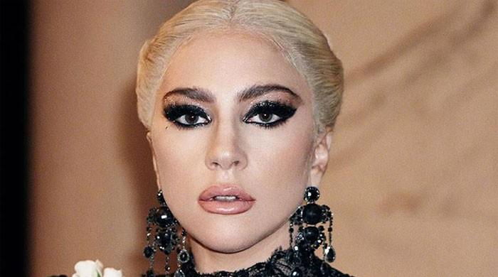 Lady Gaga urges fans to show love for the black community