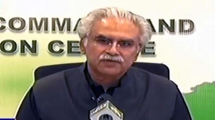 COVID-19: Zafar Mirza dispels rumours of saturated health facilities in Pakistan