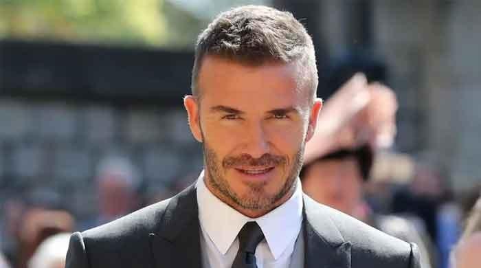 David Beckham expresses love for popular sitcom 'Friends'