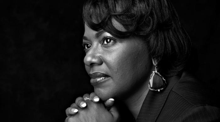 Bernice King, MLK's daughter, seeks 'constructive change' through nonviolent means