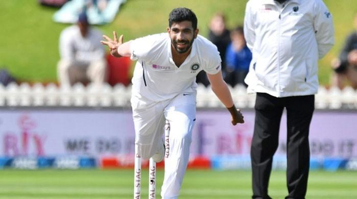 Bumrah says cricket should seek 'alternative' to saliva for shining the ball