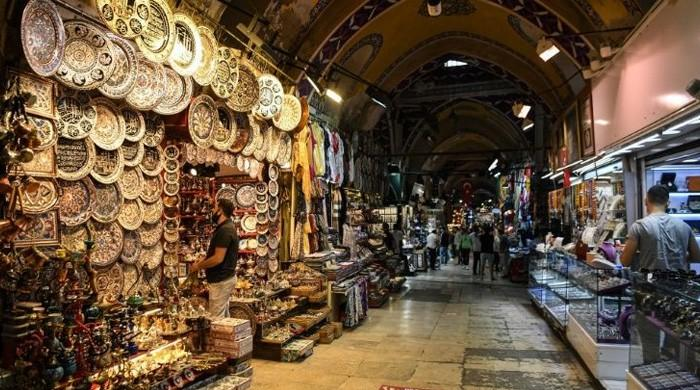 Turkey reopens restaurants, cafes and iconic Grand Bazaar