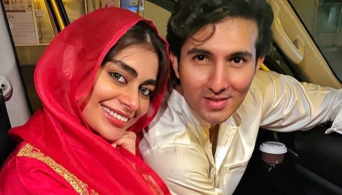 Syra Yousuf becomes top Twitter trend after Shahroz Sabzwari, Sadaf Kanwals wedding