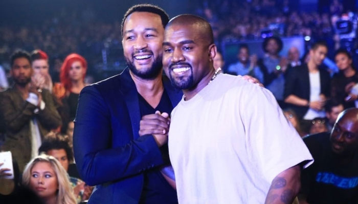 John Legend Reveals Where His Friendship Really Stands With Kanye West