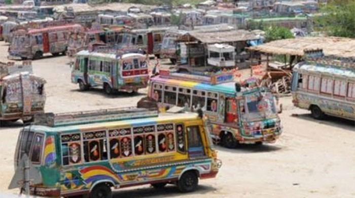 COVID-19 outbreak: Sindh outlines SOPs for intra-city bus travel after lifting transport restrictions