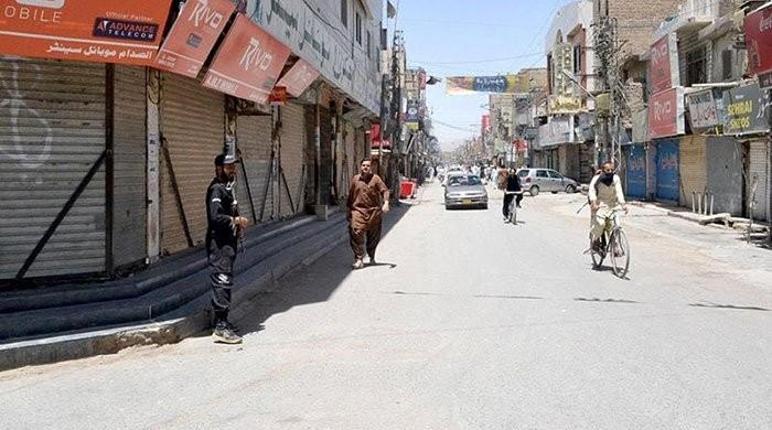 COVID-19: Shops to remain open in KP, Balochistan till 7pm after govt relaxes lockdown