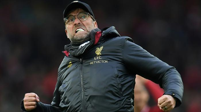 Liverpool's Jurgen Klopp hyped over return of English football