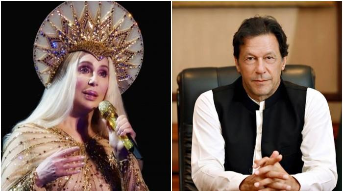 Cher says she has been a 'big fan' of PM Imran Khan since his cricket days