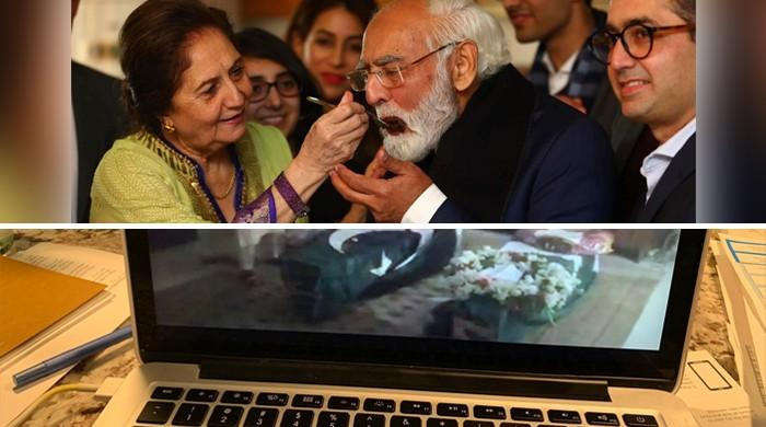 PIA plane crash: Pakistani man attends parents' funeral in Lahore from US home via Zoom