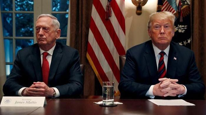 George Floyd protests: Former defense secretary Mattis criticises Trump's response to crisis