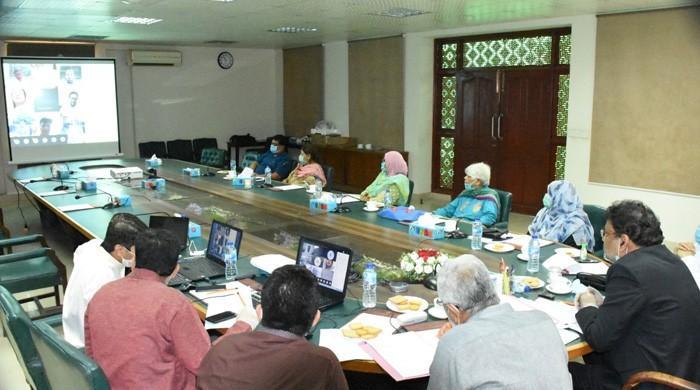 Coronavirus: Karachi University to conduct online classes during lockdown