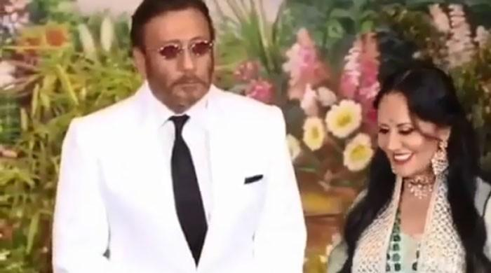 Jackie Shroff, Ayesha Shroff receive love on their 43rd wedding anniversary