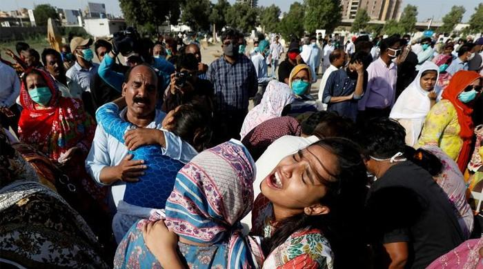 PIA plane crash victim's body a mystery as Karachi, Lahore labs issue differing DNA results