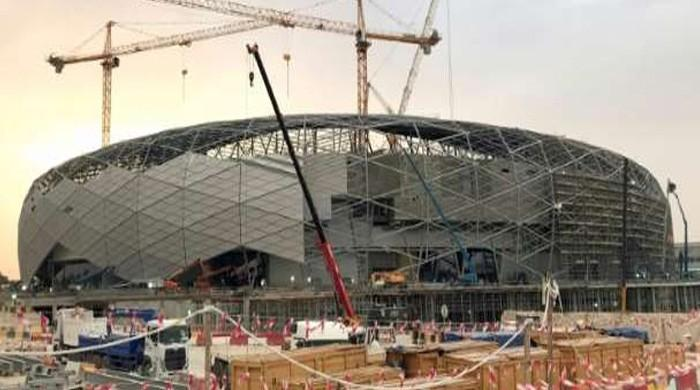 Qatar announces completion of its third FIFA World Cup 2022 stadium