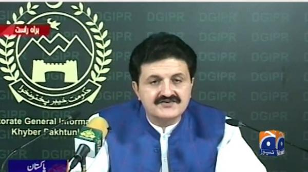 Ease in lockdown meant to help the business community and the poor: Ajmal Wazir