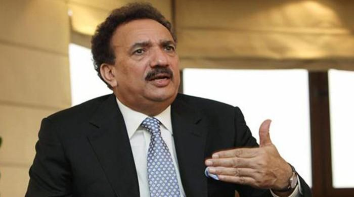 Rehman Malik vehemently denies Cynthia Ritchie's 'shameful' rape allegation