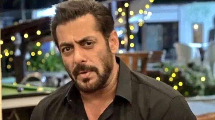 Salman Khan sweeps Panvel farmhouse garden on World Environment Day