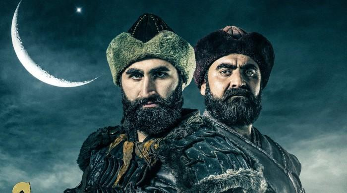 'Ertuğrul' actor Celal Al sends love to Pakistani kids re-enacting his scenes