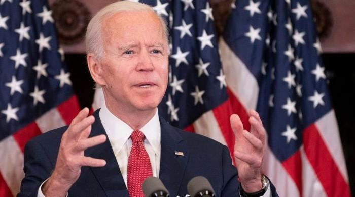 Biden secures Democratic presidential nomination