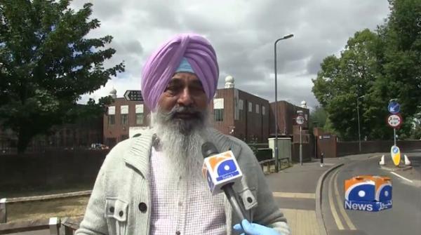 British MP Tanmanjeet Singh Ka British Parliament Main Bharti Riyasati Nasal Kuushi Ki Tehqeeqat Ka Mutaliba