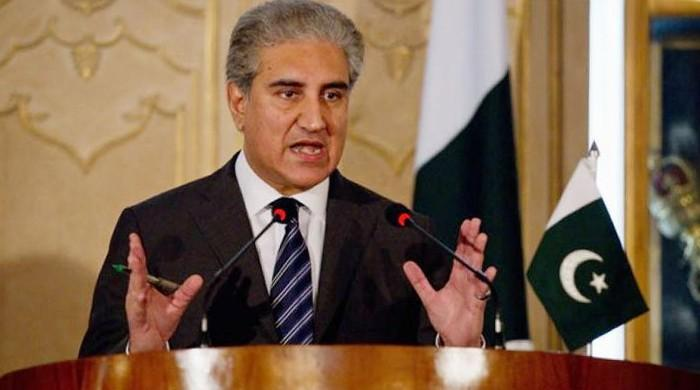 Pakistan will give a befitting response to India, says FM Qureshi