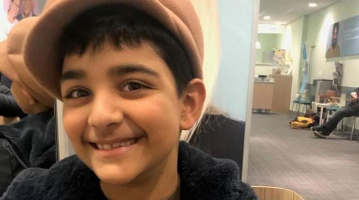 British Pakistani boy raises awareness for coronavirus through music, poetry