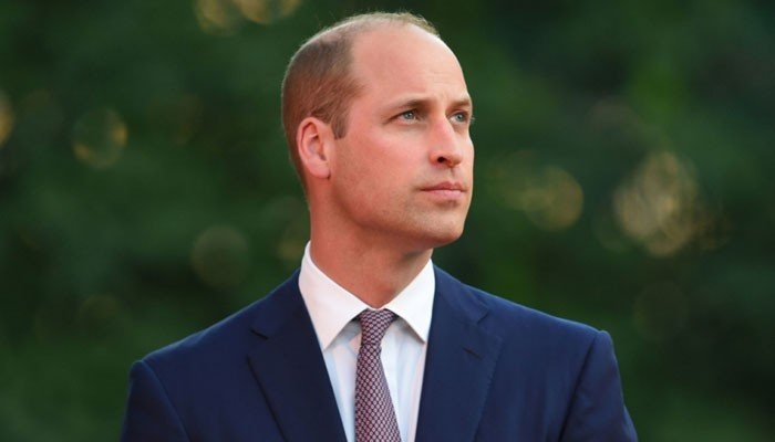 William surprises shielding family with video call