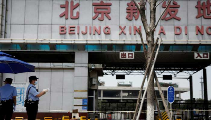 Beijing flights cancelled to halt spread of Covid-19