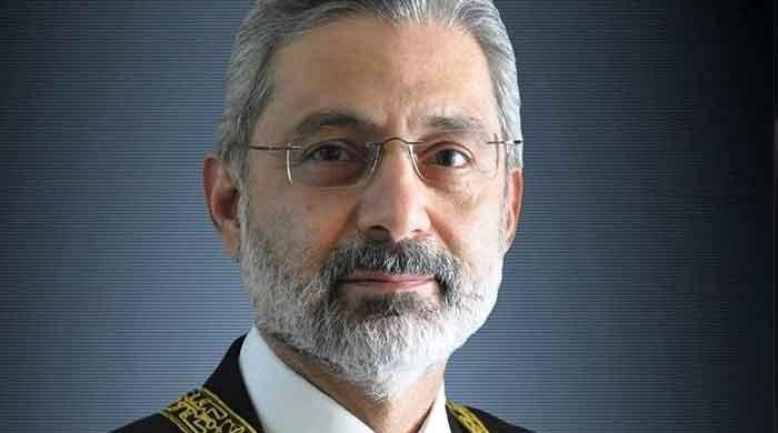 Live from the courtroom: Justice Qazi Faez Isa's 60 minutes