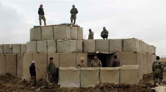 NATO indicates reduction of its forces in Afghanistan