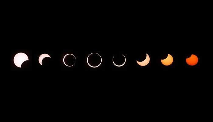 Watch out for partial eclipse of sun for 3 hours today