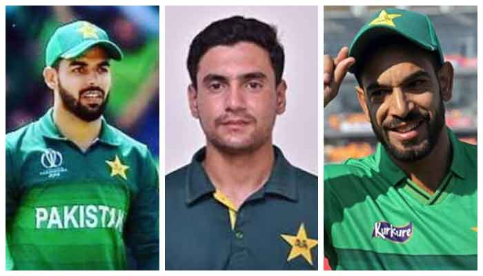 Pakistan trio test positive for Covid-19 ahead of England tour